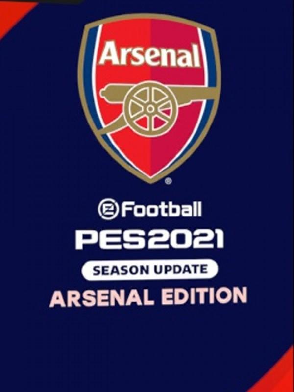 eFootball PES 2021 Season Update - Arsenal Edition