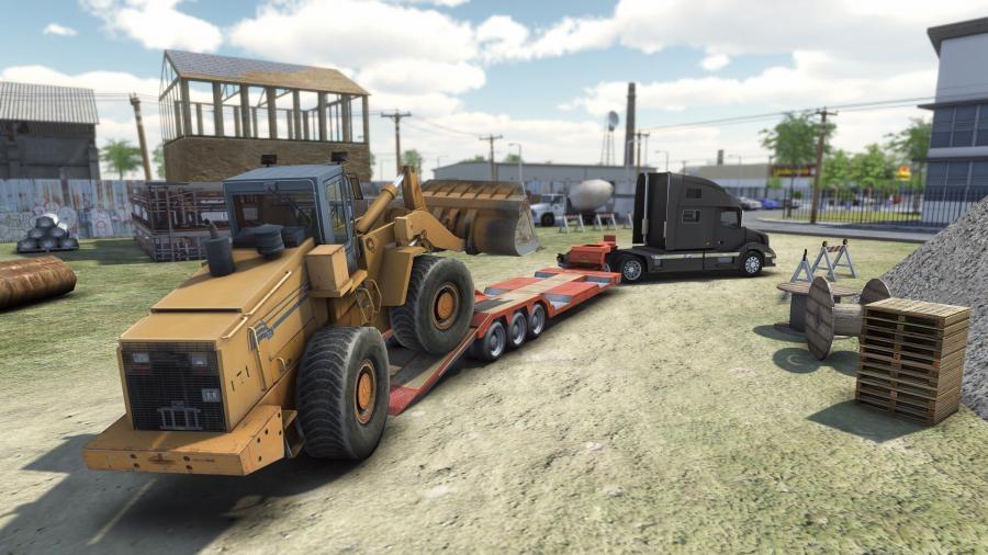 Truck & Logistics Simulator